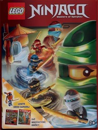 Lego Ninjago: Dárková krabička - - | Booksquad.ink