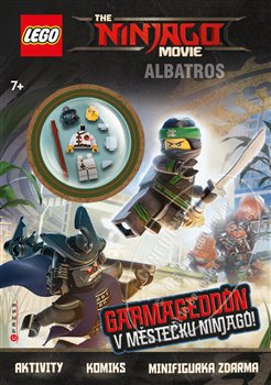 Obálka titulu Lego Ninjago: Garmageddon v městečku Ninjago