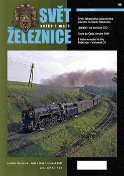 Svět železnice 64/ listopad 2017
