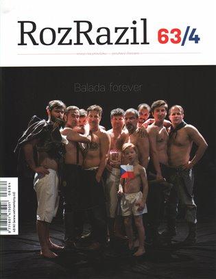 RozRazil 63/4:Balada forever - - | Booksquad.ink
