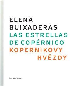 Obálka titulu Koperníkovy hvězdy/ Estrellas de Copérnico
