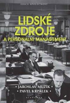 Obálka titulu Lidské zdroje a personální management