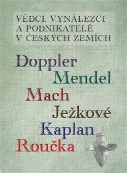 Obálka titulu Vědci, vynálezci a podnikatelé v Českých zemích 4.