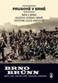 Obálka titulu Prusové v Brně