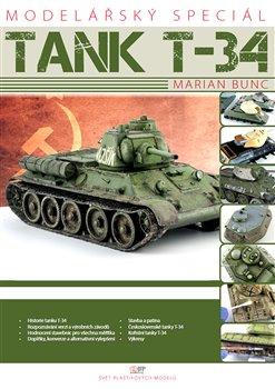 Obálka titulu Tank T-34