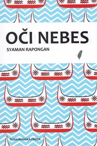 Oči nebes - Syaman Rapongan   Booksquad.ink