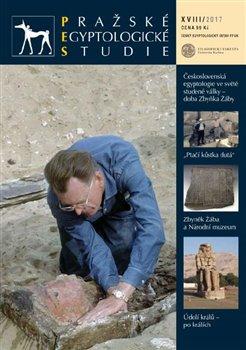 Obálka titulu Pražské egyptologické studie XVIII/2017