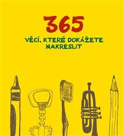 Obálka titulu 365 obrázků, které dokážete nakreslit