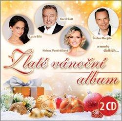 Obálka titulu Zlaté vánoční album