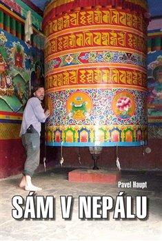 Obálka titulu Sám v Nepálu