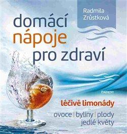 Domácí nápoje pro zdraví. léčivé limonády, ovoce, byliny, plody, jedlé květy - Radmila Zrůstková