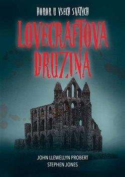 Obálka titulu Lovecraftova družina: Horor u Všech svatých
