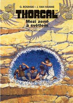 Obálka titulu Thorgal 13 - Mezí zemí a světlem