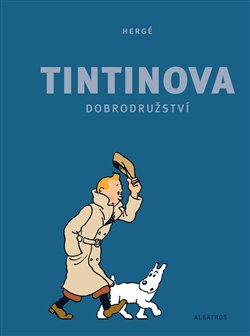 Obálka titulu Tintinova dobrodružství - kompletní vydání 13-24