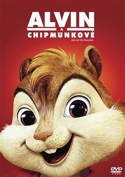 Obálka titulu Alvin a Chipmunkové