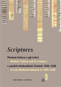Obálka titulu Scriptores
