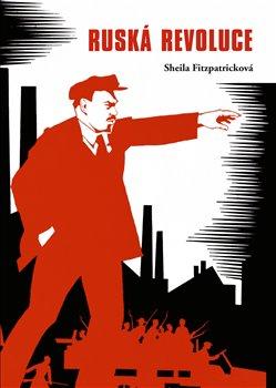 Obálka titulu Ruská revoluce