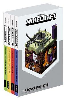 Obálka titulu Minecraft - Hráčská kolekce