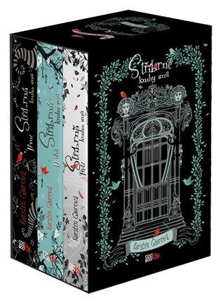 Stříbrná kniha snů - Box 1-3 - Kerstin Gierová | Booksquad.ink