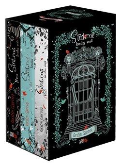 Obálka titulu Stříbrná kniha snů - Box 1-3
