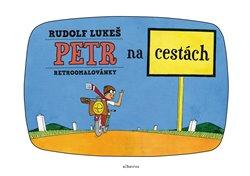 Obálka titulu Retroomalovánky - Petr na cestách
