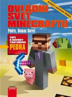 Obálka titulu Ovládni svět Minecraftu