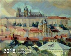 Obálka titulu Kalendář 2018 - Pražské motivy