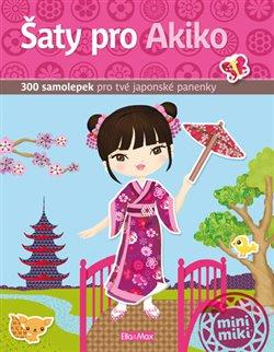 Obálka titulu Šaty pro Akiko