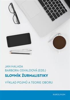 Obálka titulu Slovník žurnalistiky