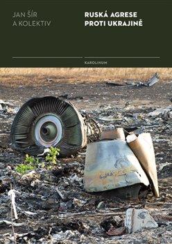 Obálka titulu Ruská agrese proti Ukrajině