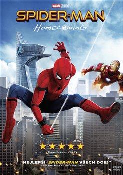 Obálka titulu Spider-Man: Homecoming