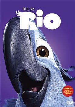 Obálka titulu Rio
