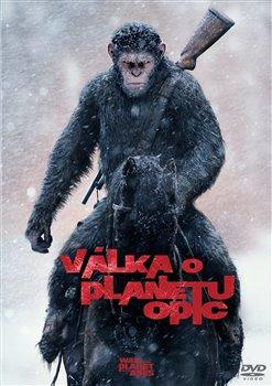 Obálka titulu Válka o planetu opic