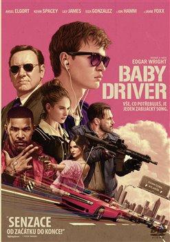 Obálka titulu Baby Driver