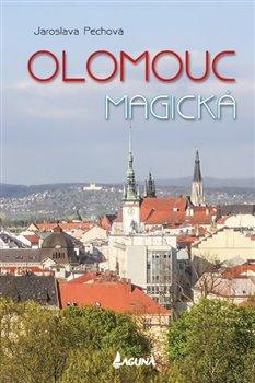Obálka titulu Olomouc magická
