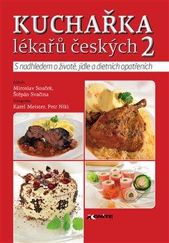 Obálka titulu Kuchařka lékařů českých 2