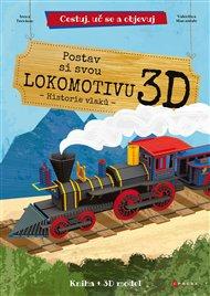 Postav si svou lokomotivu - historie vlaků