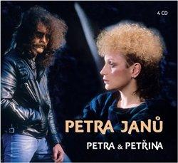 Obálka titulu Petra & Petřina