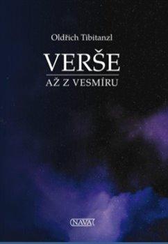 Obálka titulu Verše až z vesmíru