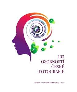 Obálka titulu 103 osobností české fotografie