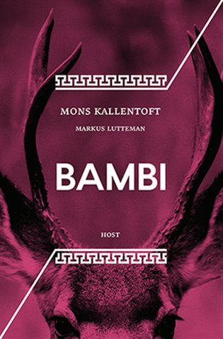 Bambi - Mons Kallentoft, | Booksquad.ink