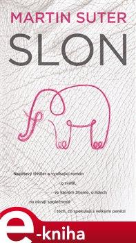 Obálka titulu Slon