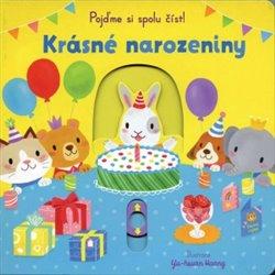 Obálka titulu Krásné narozeniny