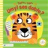 Obálka knihy Tygříku, tygře, umyl ses dobře?