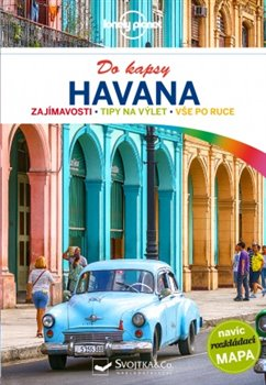 Havana do kapsy - Lonely planet