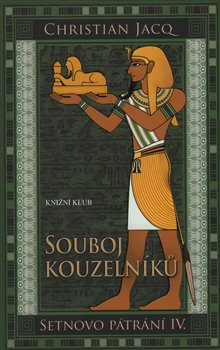 Obálka titulu Setnovo pátrání IV.: Souboj kouzelníků