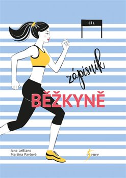 Obálka titulu Zápisník běžkyně