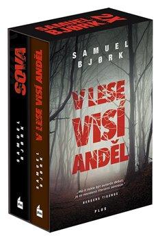 Obálka titulu V lese visí anděl, Sova - BOX