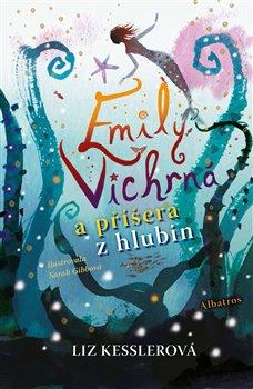 Obálka titulu Emily Vichrná a příšera z hlubin