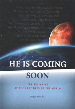 Obálka titulu He Is Coming Soon